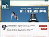 Website: East Hampton Town PBA