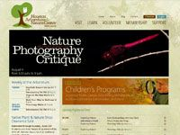 Website: Houston Arboretum & Nature Center