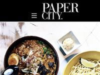 Website Design: PaperCity