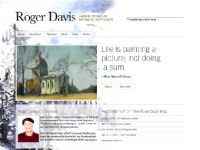 Website: Roger E. Davis Paintings